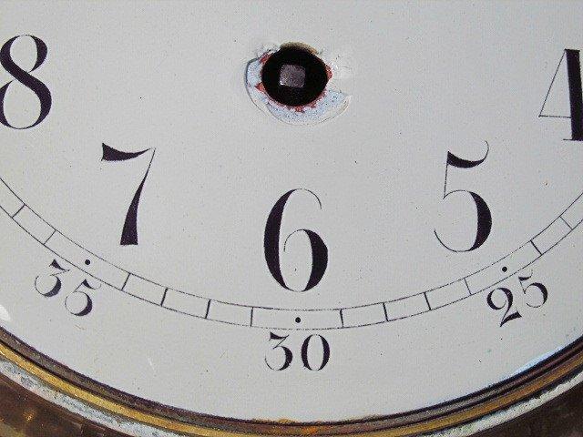 LATE 19TH C FRENCH ORMOLU WALL CLOCK - 6