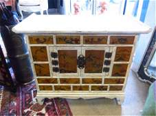 CHINESE APOTHECARY STYLE CHEST