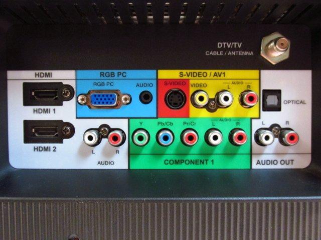 VIZIO VO420E 42-INCH LCD HDTV - 5