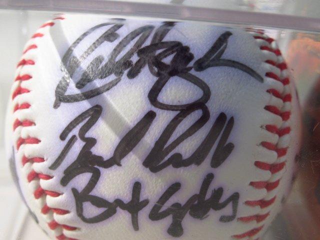 THREE MLB PLAYER SIGNED BASEBALLS - 6