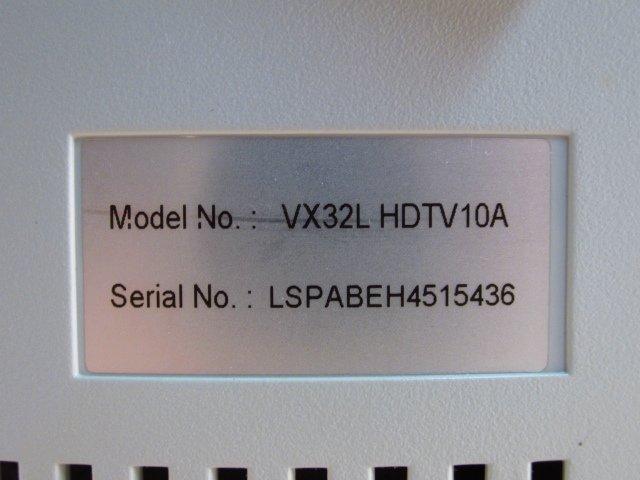 """VIZIO 32"""" LCD HD TELEVISION VX32L - 5"""