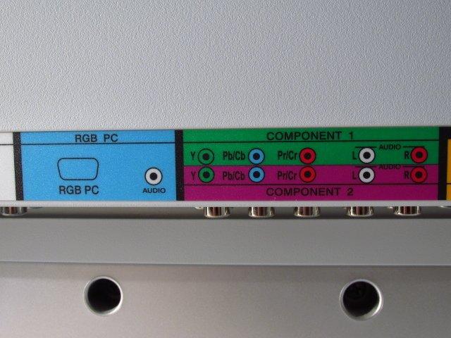 """VIZIO 32"""" LCD HD TELEVISION VX32L - 7"""