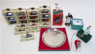 ASSORTED COLLECTABLES: ROYAL DOULTON, ETC.