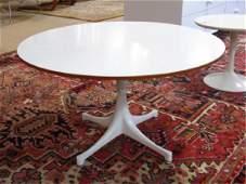 "28"" PEDESTAL TABLE"