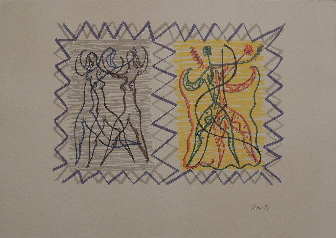 2: Rafael Alberti, Untitled