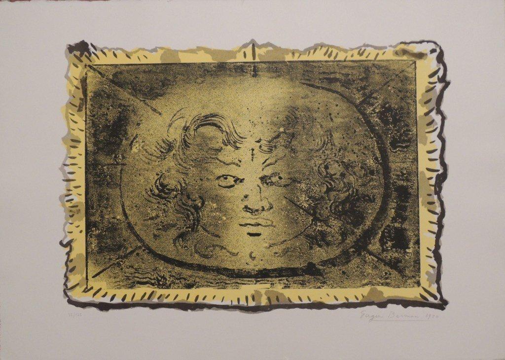 16: Eugene Berman, Medusa, 1970