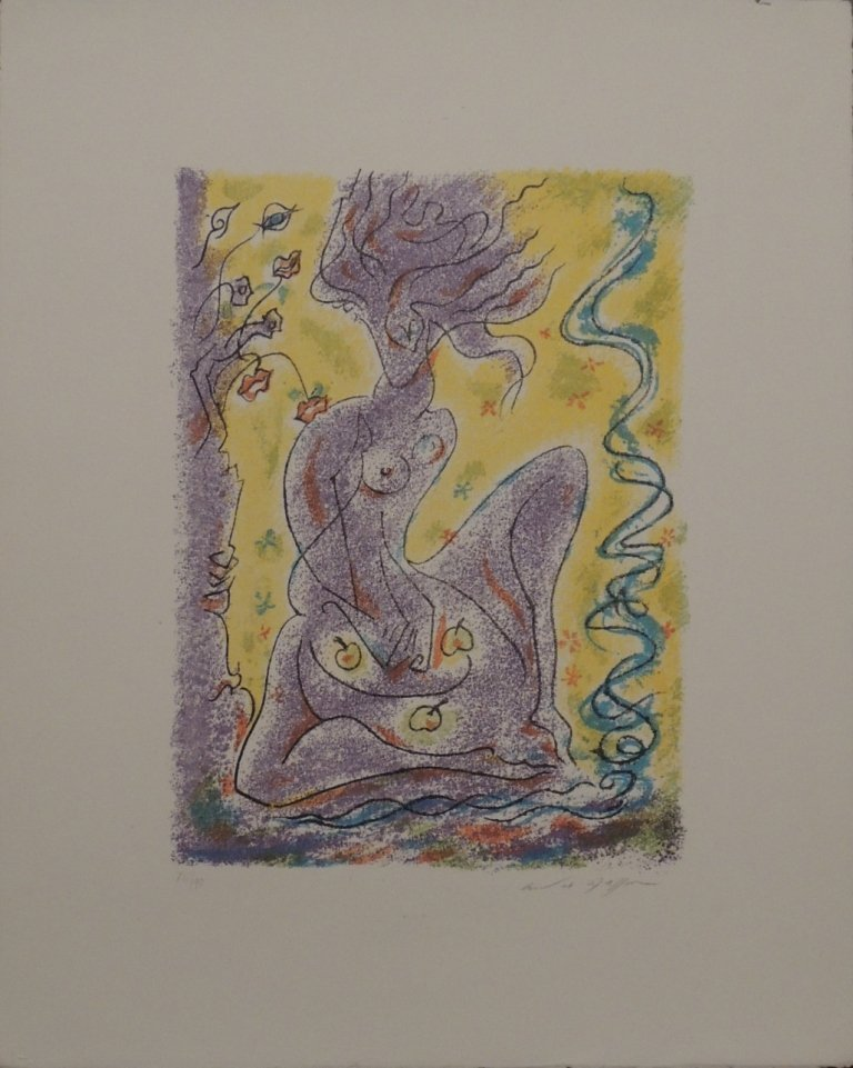 André Masson, Untitled