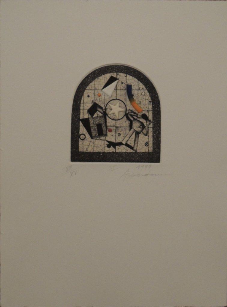 Bezdikian Assadour, SI, 1999