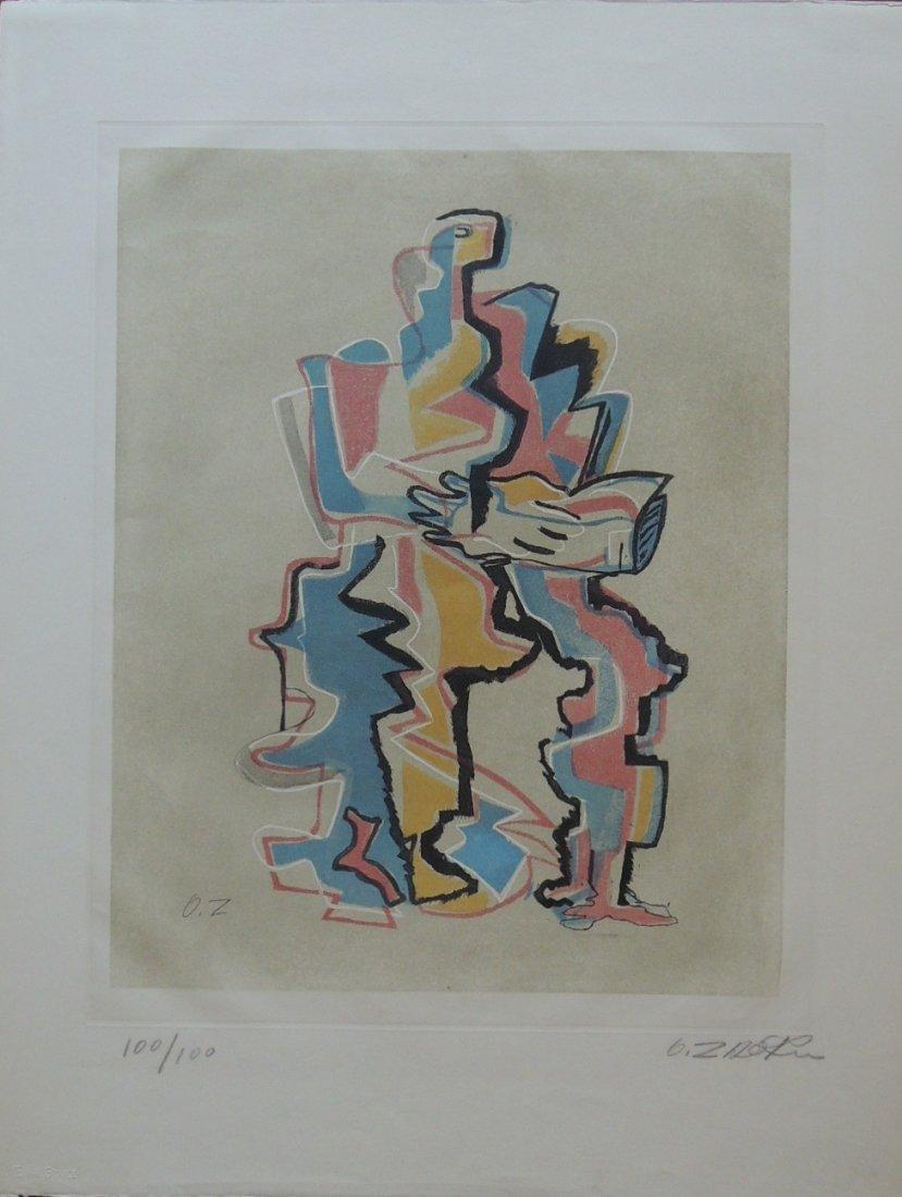 Ossip Zadkine, Untitled