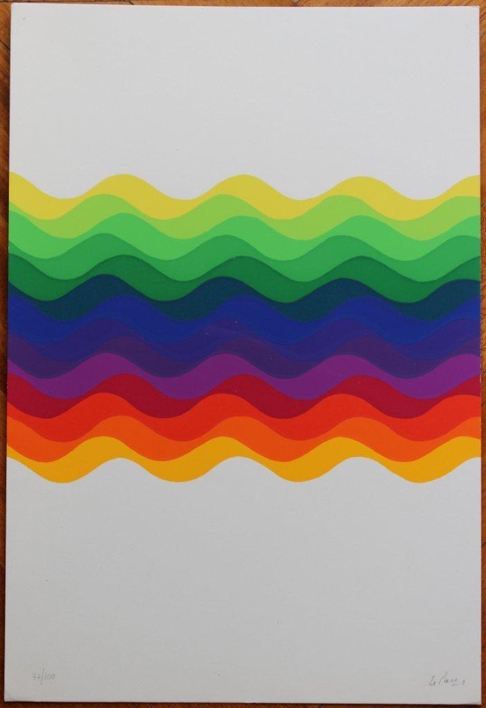 Julio Le Parc, Untitled, 1977