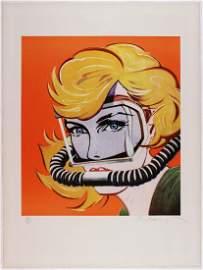 Mel Ramos, Aquagirl, 1962-1978/79