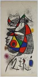 Joan Mirò, Peintures, gouaches et dessins, 1972