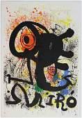 Joan Miro', Sculptures et ceramiques, 1973