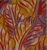 Raoul Dufy, Gouache on paper