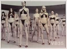 Vanessa Beecroft, VB35, 1999