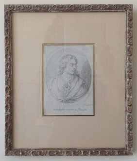 16: Pencil Drawing 19th Century