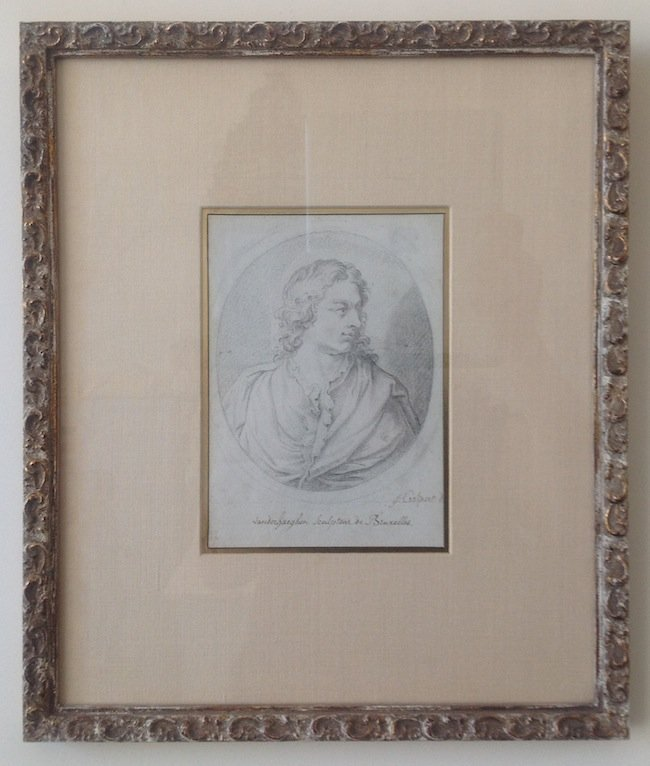 16: Pencil Drawing 19th Century