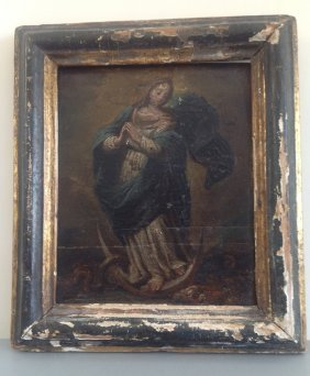 18th Century Immaculate Conception After Murillo