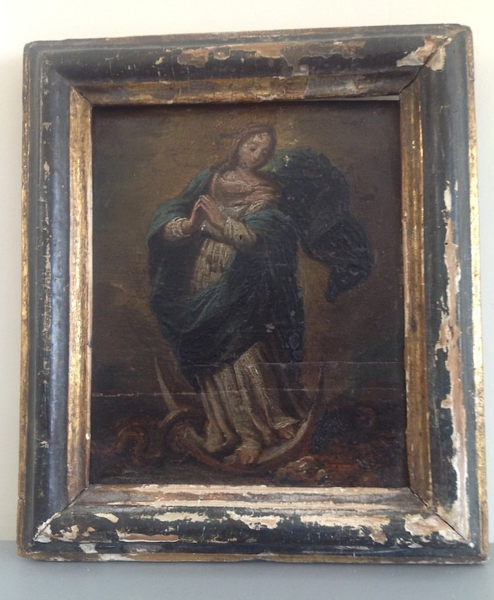 18: 18th Century Immaculate Conception after Murillo