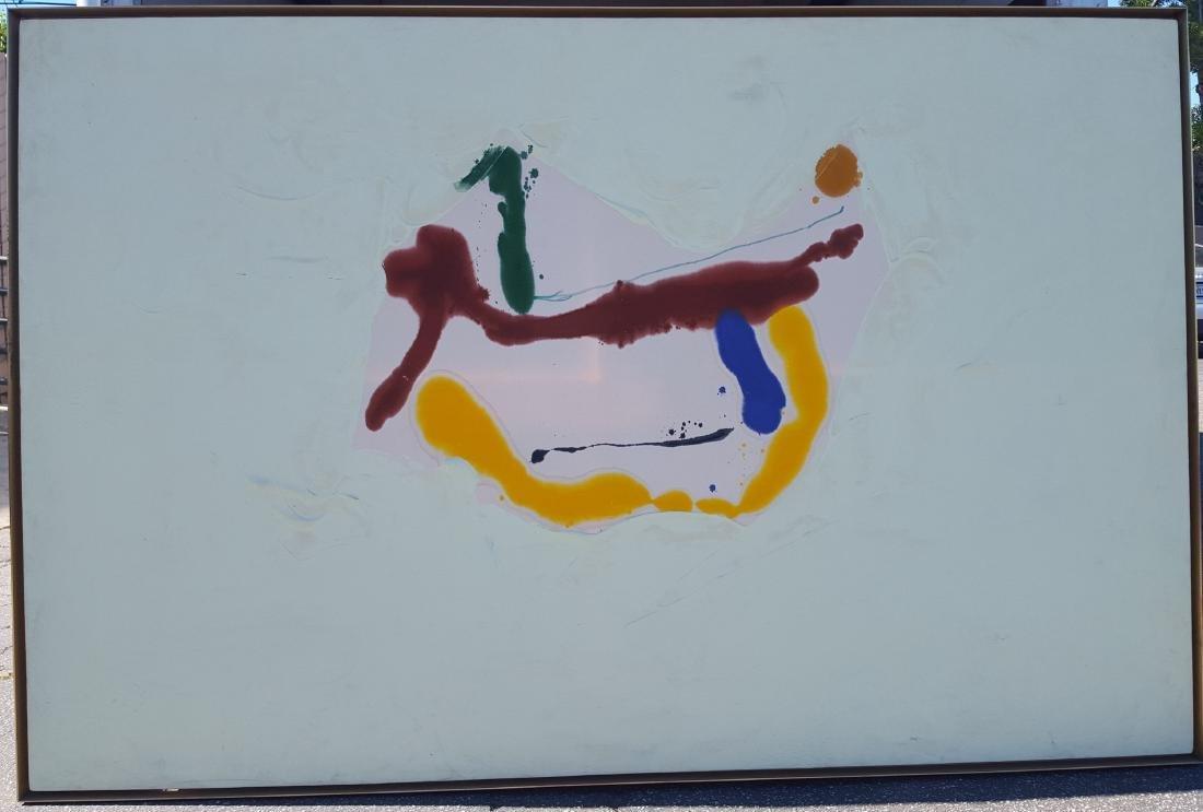 Kikuo Saito (1939-2016) Japanese Modern Abstract