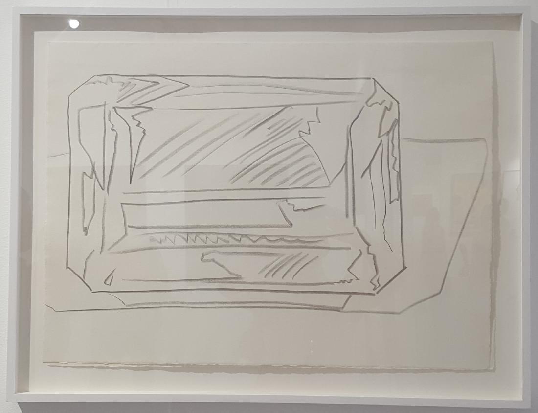 "Andy Warhol Original Drawing for ""Gems"" Series"