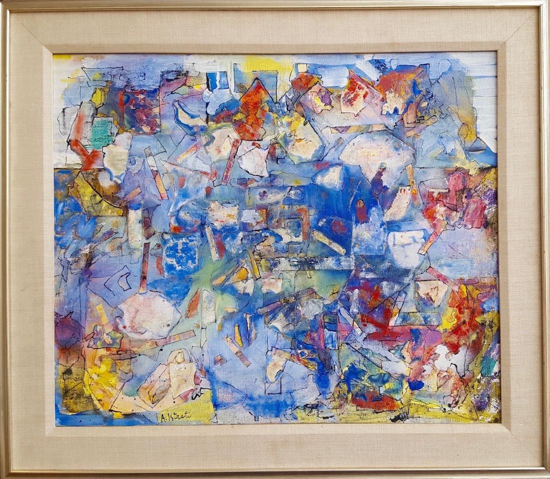 Alexandre Istrati (1915-1991) French Romanian Modern