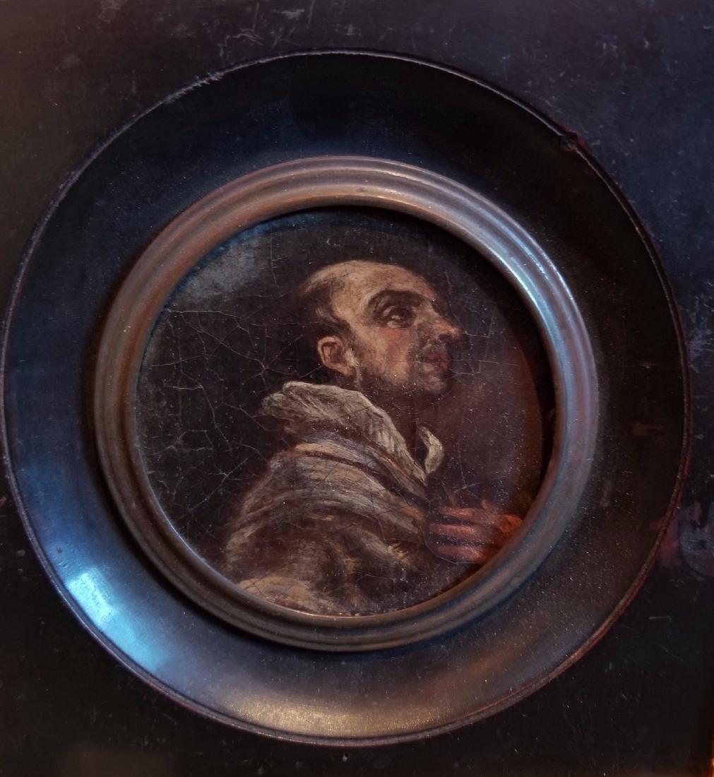 El Greco, circle Portrait of a Monk