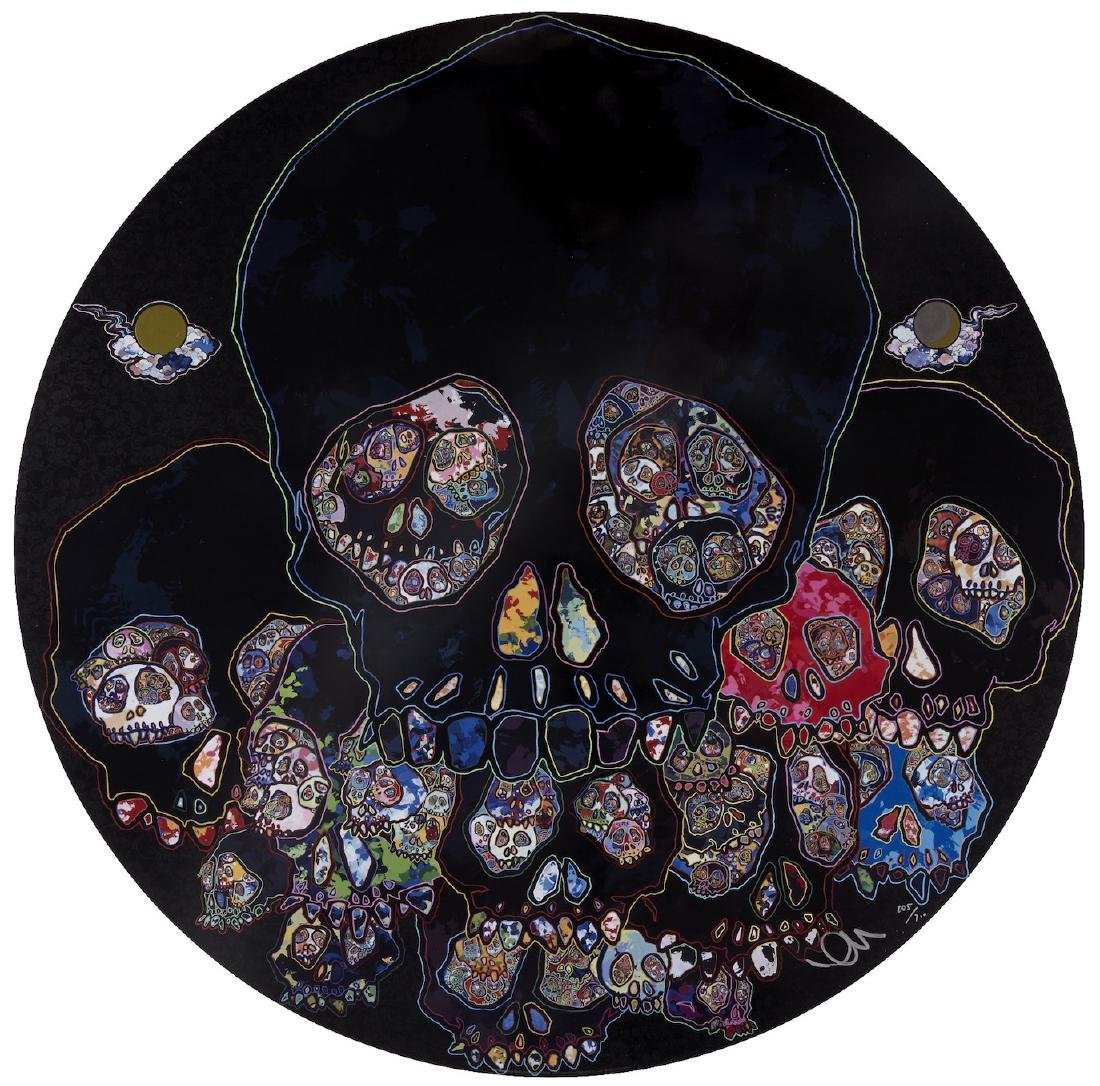 "Takashi Murakami POP ""Moon Over Ruined Castles"""