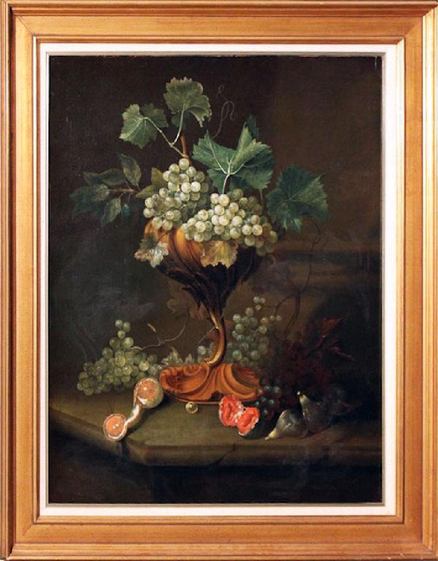 Jean Louis Prevost attr. French old master still life