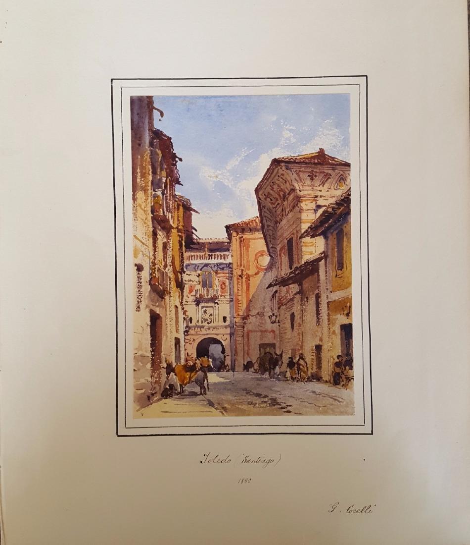 Gabriel Carelli British Italian Orientalist Toledo