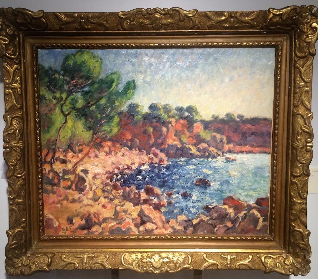 Georges D'Espagnat (1870-1950) French Impressionist
