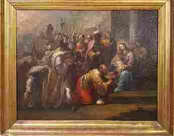 Old Master Frans Francken The Younger (1581-1642)attr.