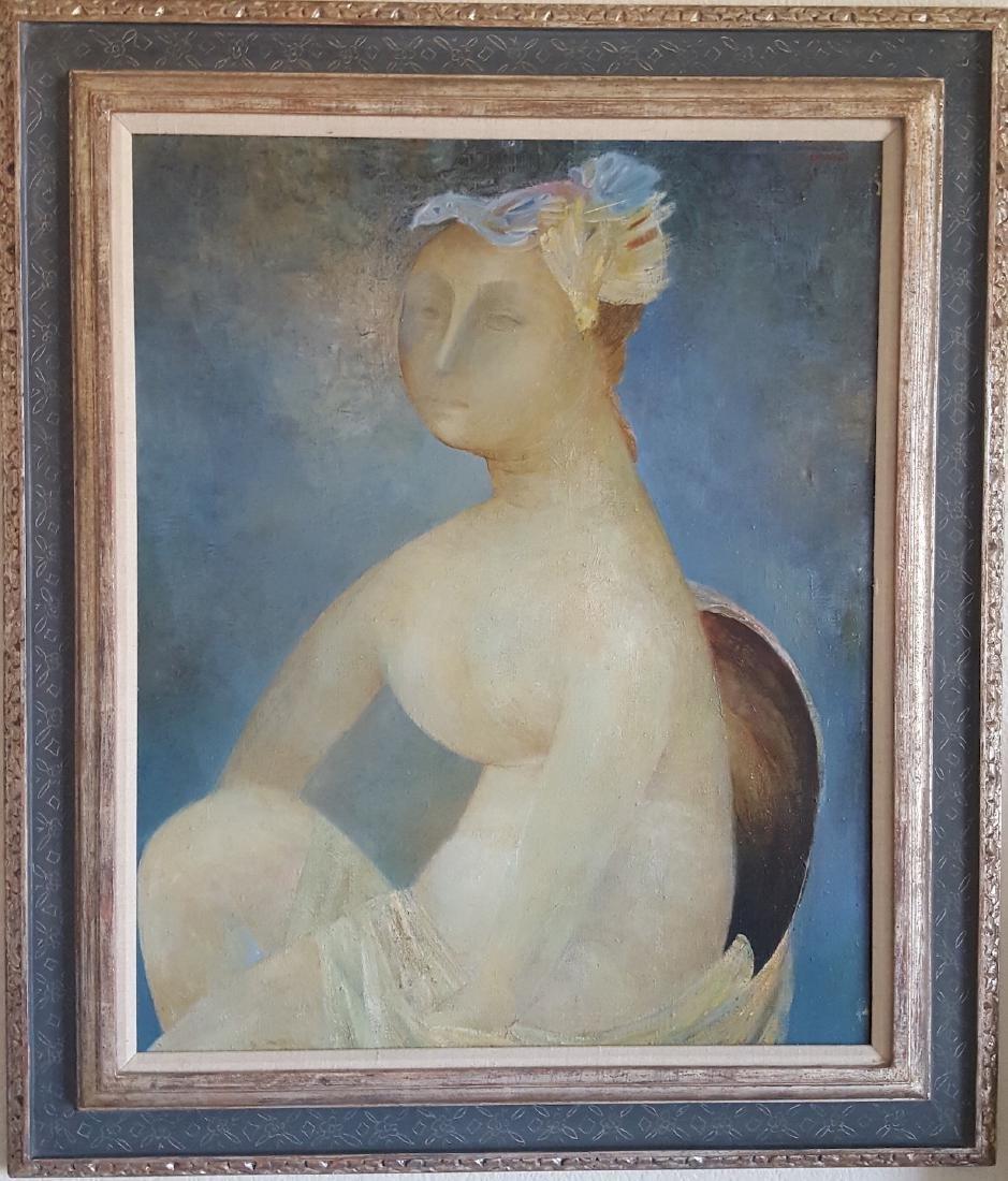 Alex (Sasha) Okun (Russian/Israeli, 1949 - ) Modernist