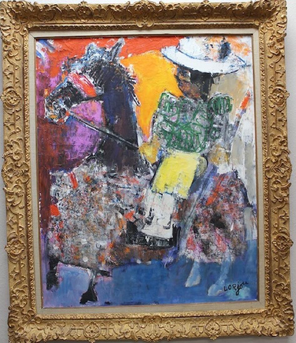 Bernard Lorjou French Impressionist Modern