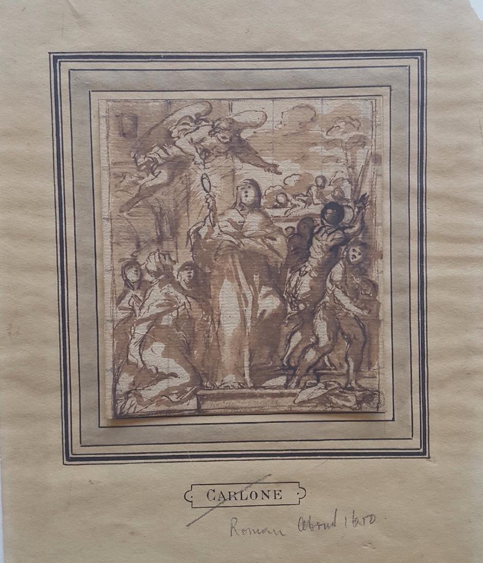Carlo Carlone (Italian 1686–1775), attr. Old Master
