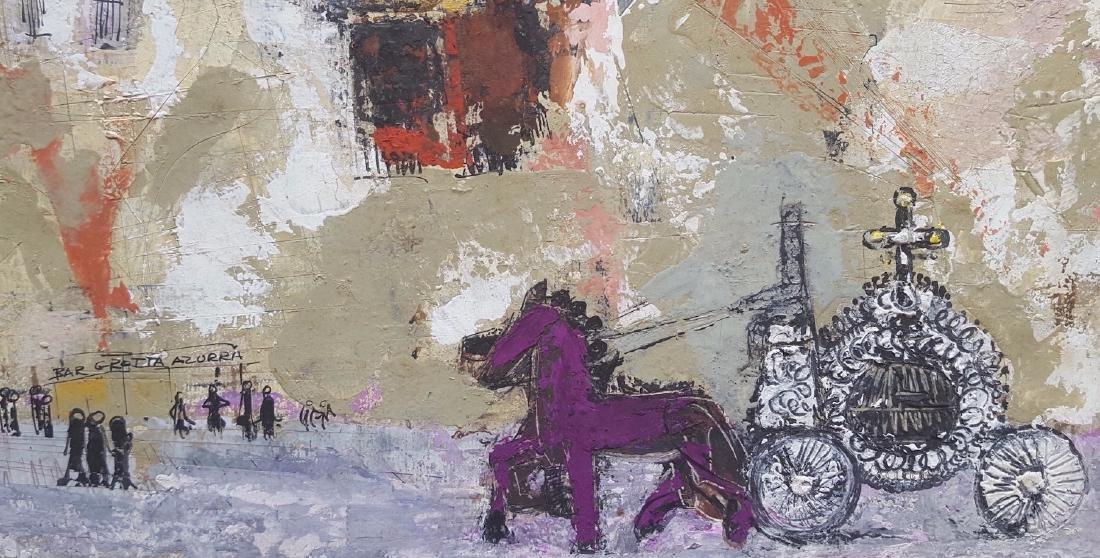William G. Congdon (1912-1998) Modernist Painting - 3