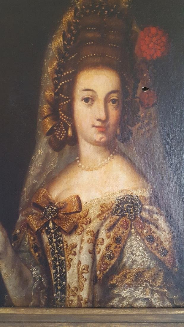 Old Master Portrait of Lady - 2