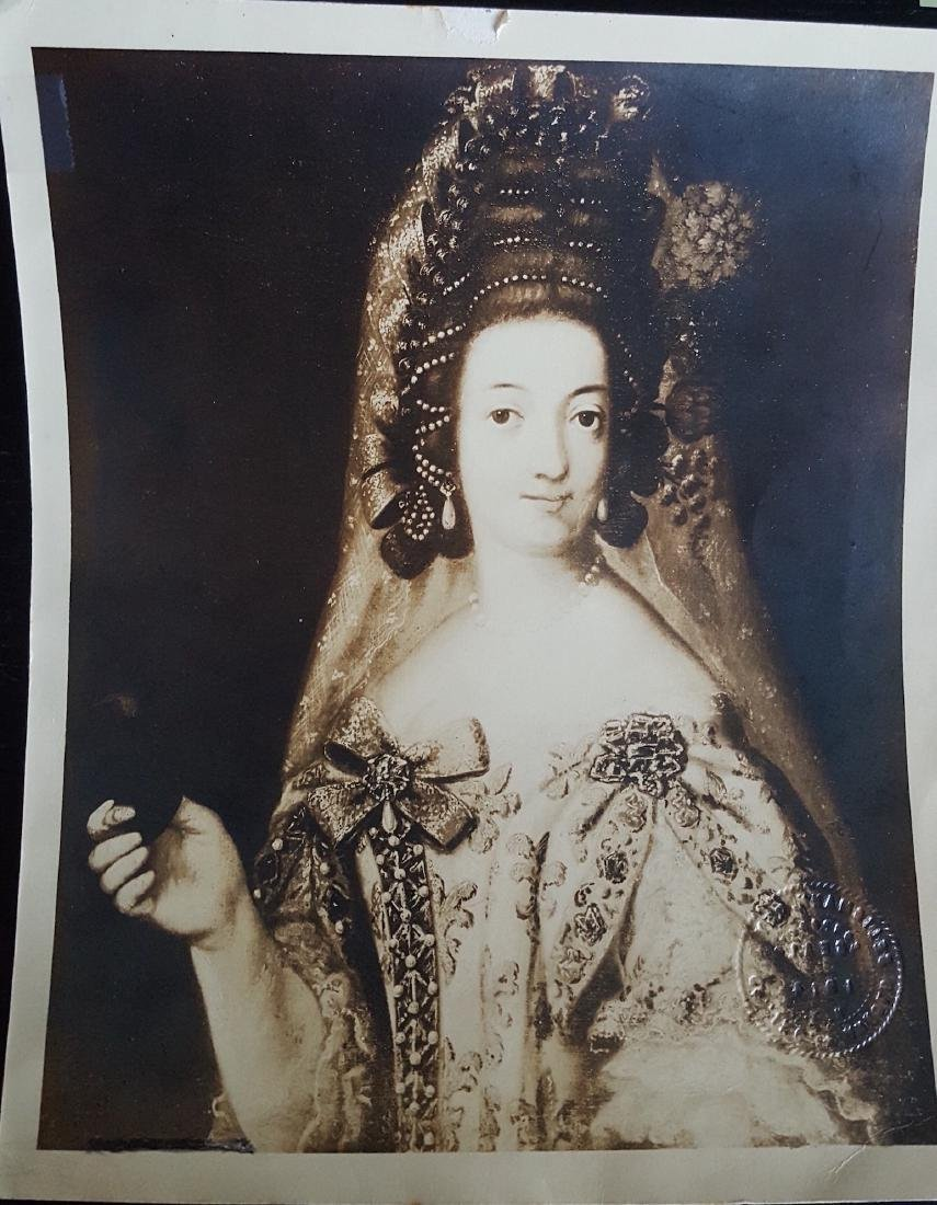 Old Master Portrait of Lady - 5