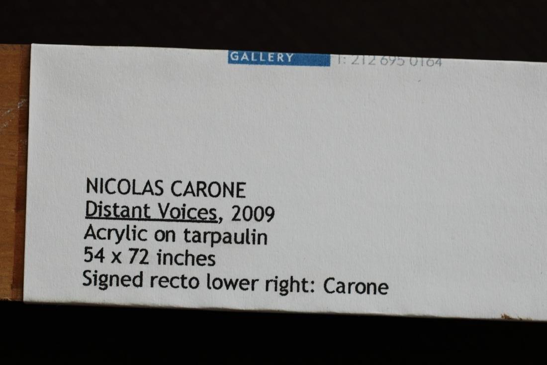 Nicolas Carone (American, 1917 - 2010) Abstract - 4