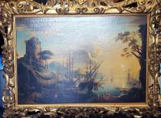 Claude Lorrain (1604-1682), manner. Old Master HUGE