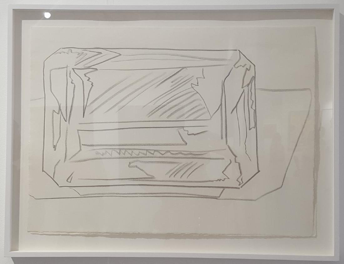 Andy Warhol (1928-1987) original graphite drawing for