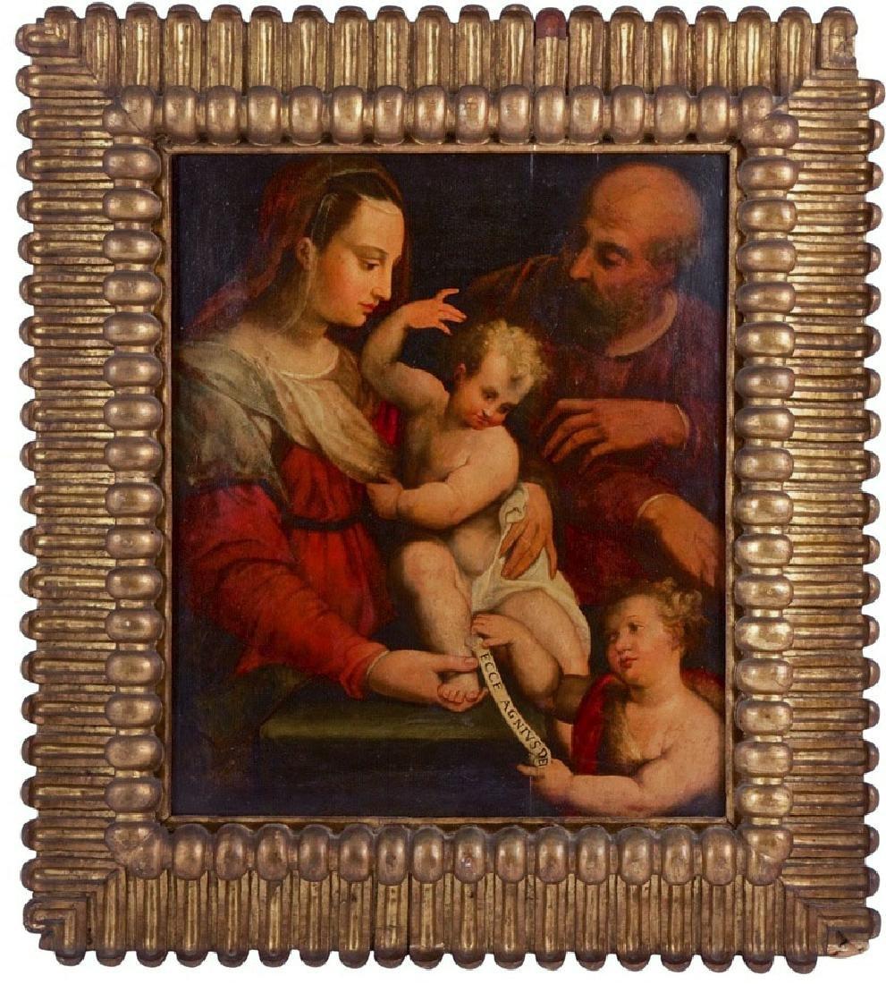 Andrea del Sarto, attr. Italian Old Master