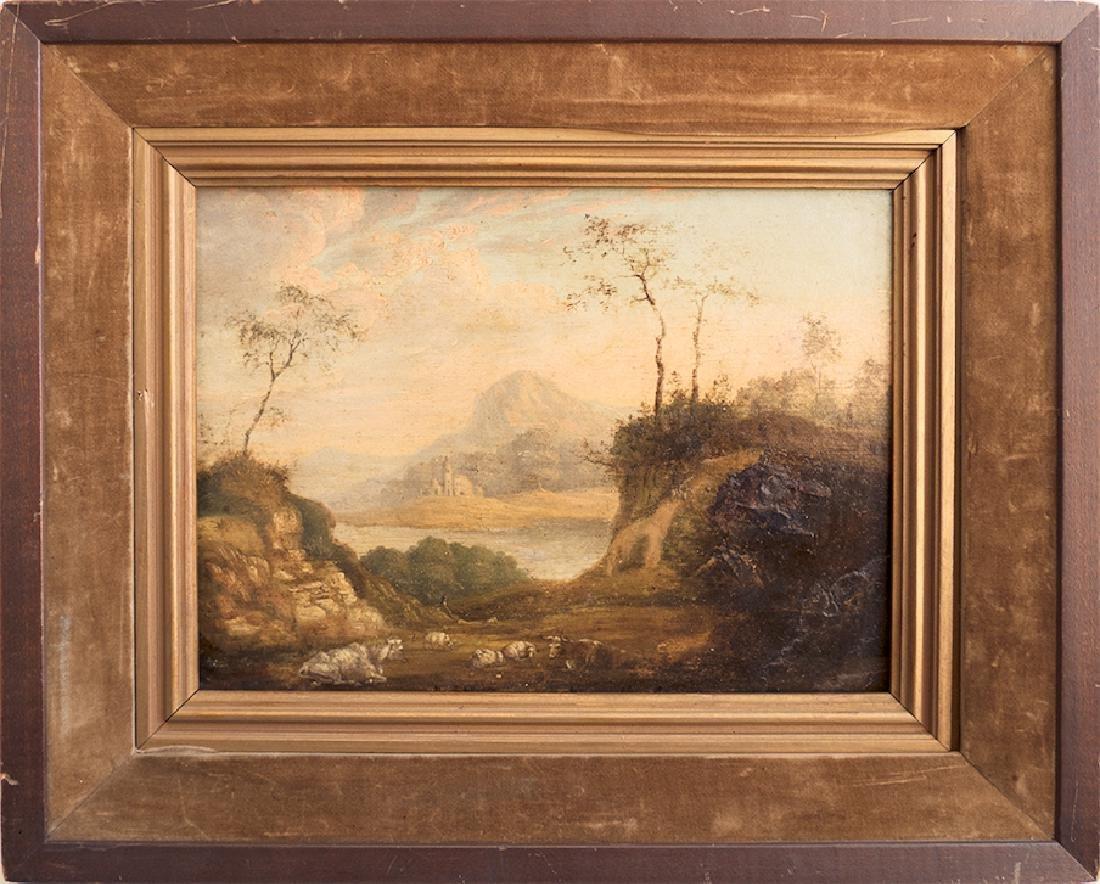 Flemish Old Master Landscape painting - 4
