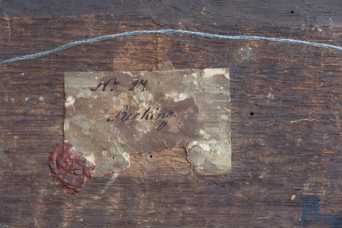 Old Master Flemish landscape Teniers style - 3