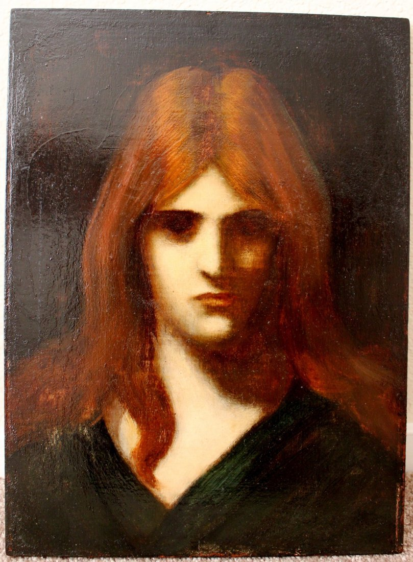 21: Jean-Jacques Henner (1829 - 1905), in the style of.