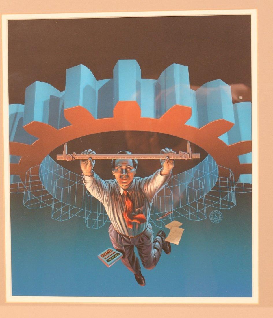 Richard Wehrman illustration