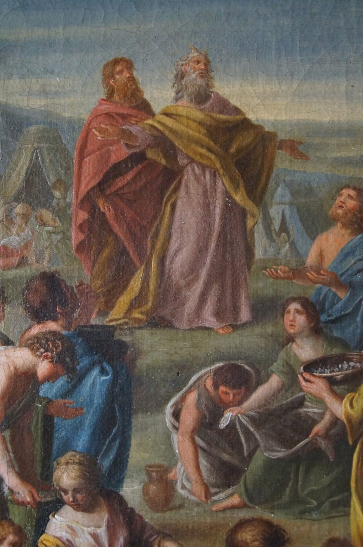 French Old Master Circle of Charles LeBrun biblical