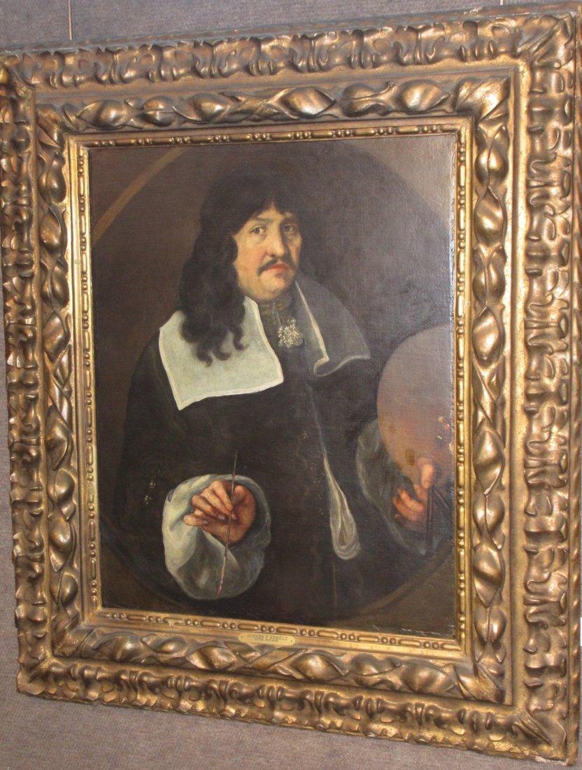 Old Master German Baroque Johann Ermels attr