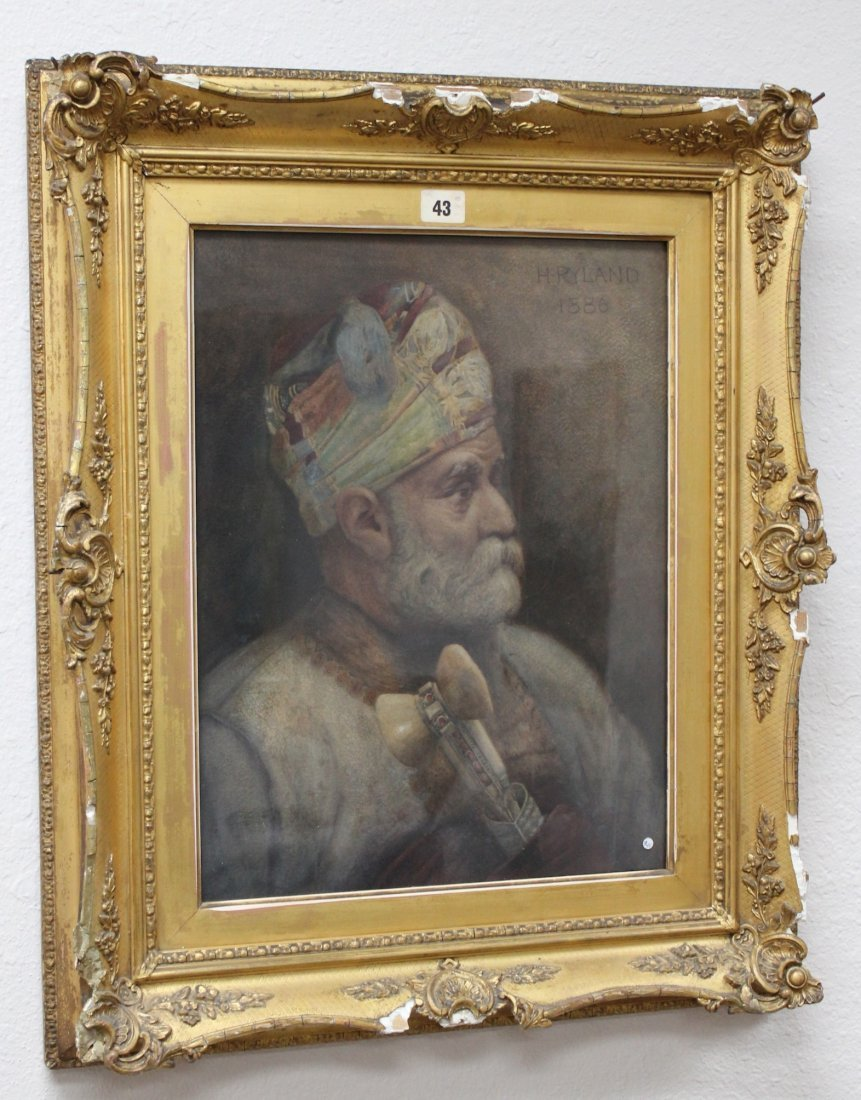 Henry Ryland Nizaam of Hyderabad