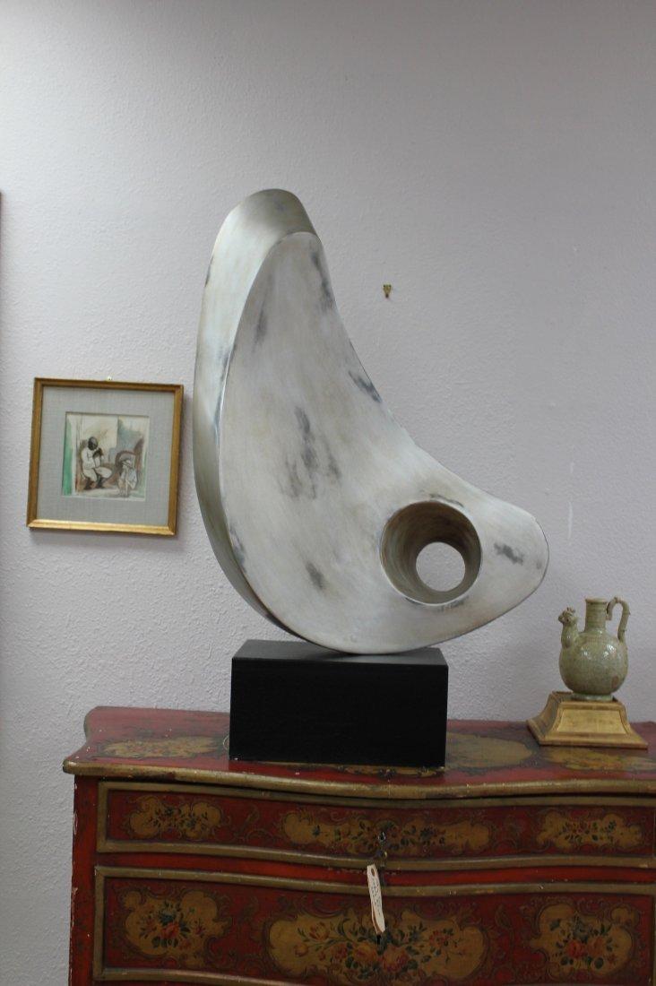 Modernist sculpture